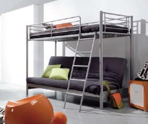 Decoraci n de dormitorios juveniles cehome for Sillon cama juvenil