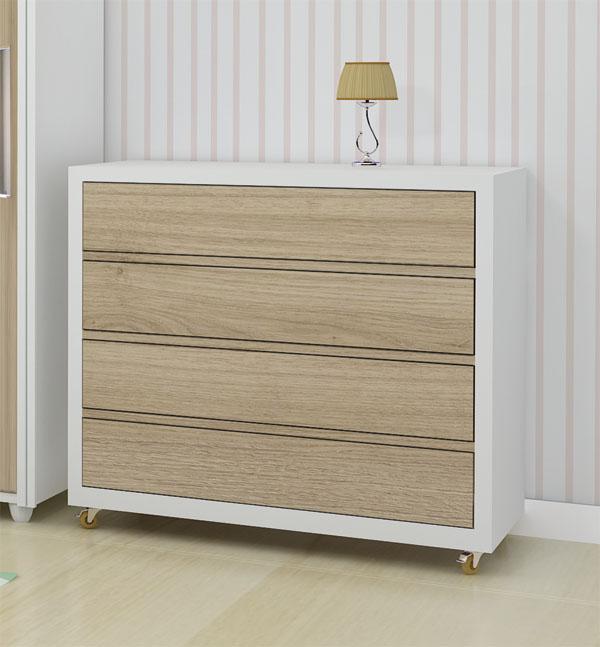 Modelos de comodas para dormitorio doble cmoda sima - Comodas para dormitorios ...