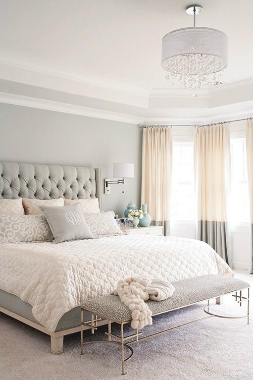 Una Habitación Romántica: las claves para cosneguir el look.