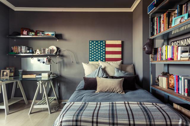 Decoraci n de dormitorios juveniles cehome - Habitaciones juveniles con estilo ...