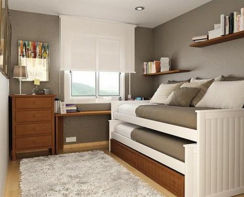 Peque o archivos cehome trucos para el hogar - Como amueblar una habitacion pequena ...
