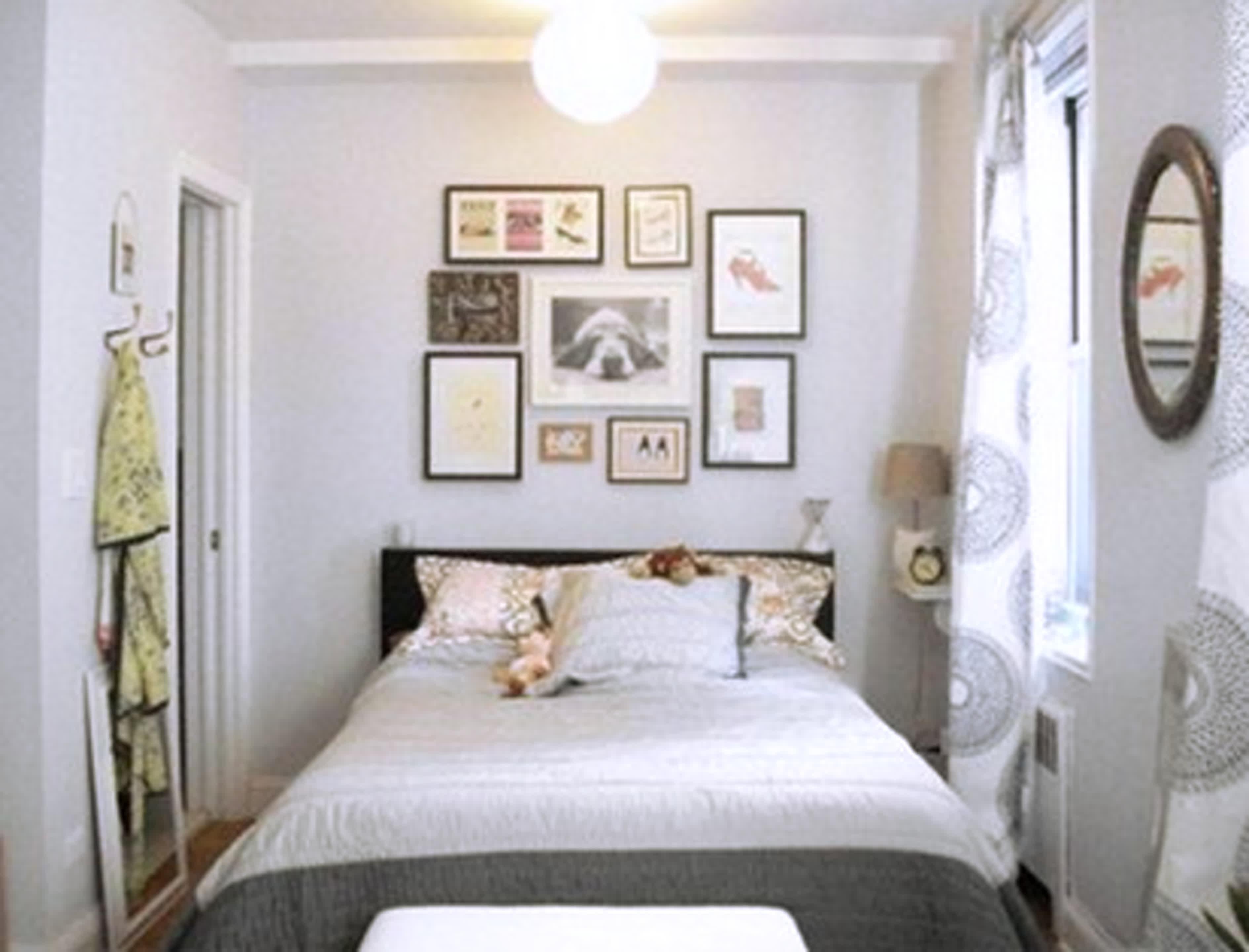 Cómo decorar una habitación pequeña: 5 ejemplos