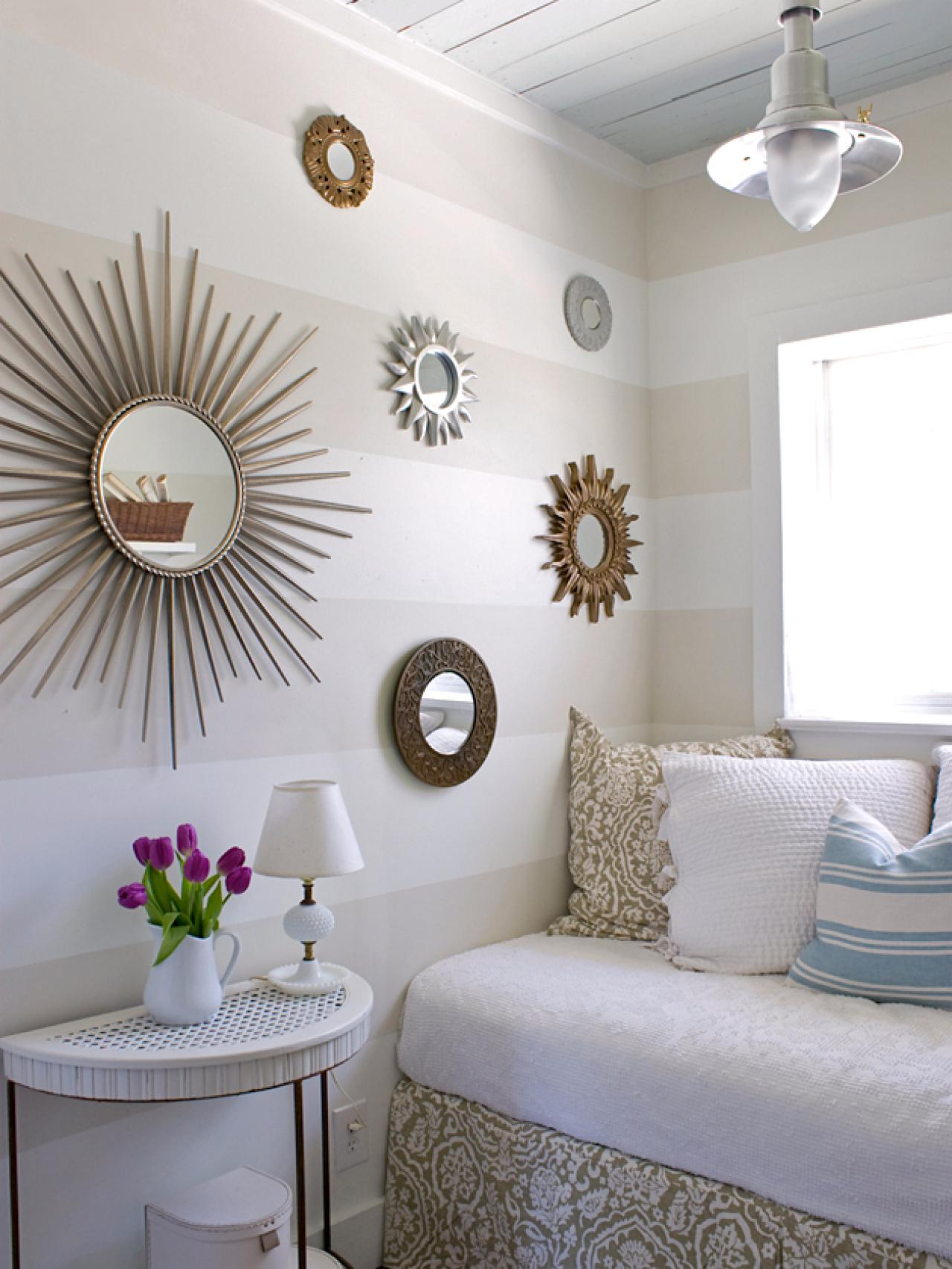 C mo decorar una habitaci n peque a 5 ejemplos cehome for How to make your small room beautiful