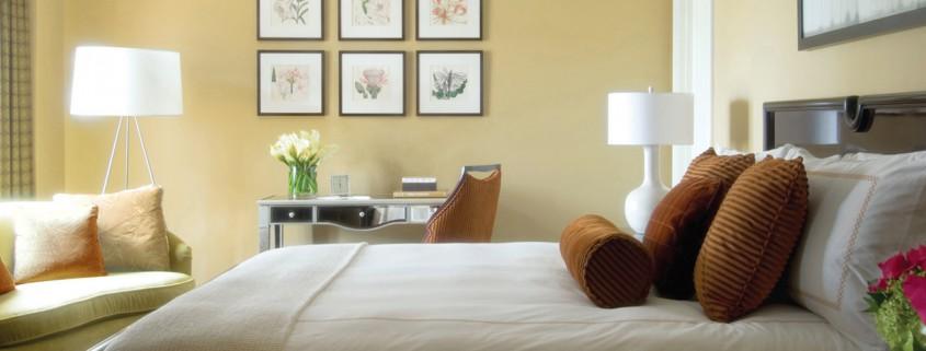Ideas para decorar el dormitorio cehome trucos para el hogar - Como disenar un dormitorio ...