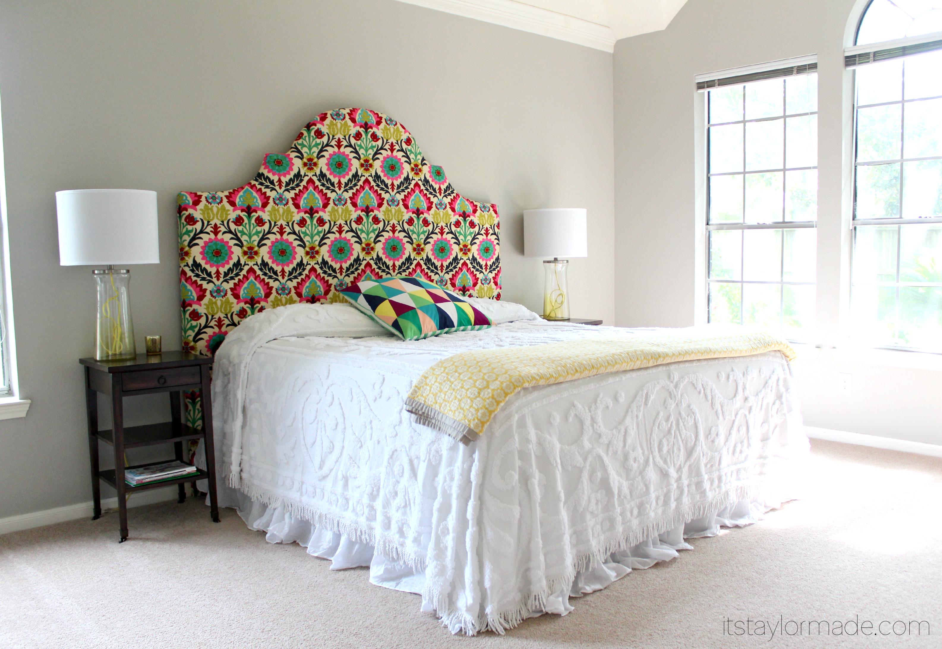 ideas para decorar una habitacion cabecero