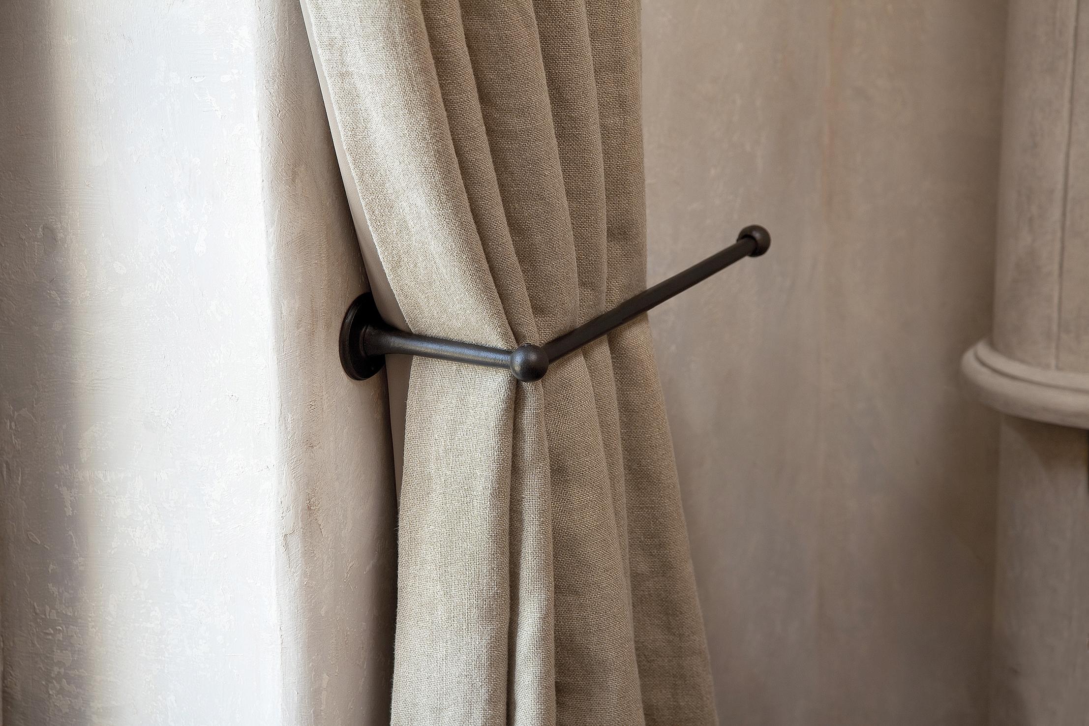 Ideas para decorar una habitaci n diy cehome - Alzapanos para cortinas ...