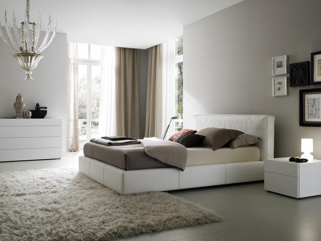 Habitaci n de matrimonio moderna mobiliario cehome - Decoracion habitacion moderna ...