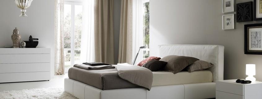 Habitaci n de matrimonio moderna mobiliario cehome for Mobiliario habitacion matrimonio
