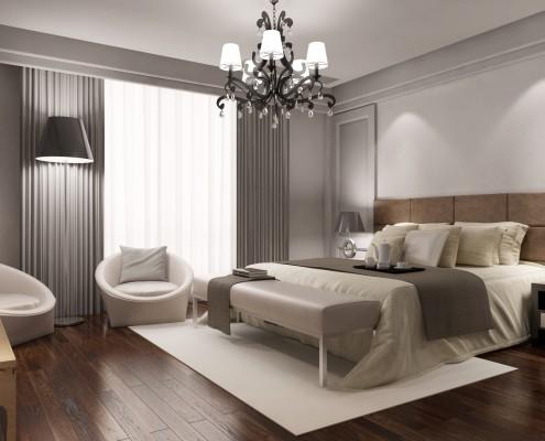 Habitaci n de matrimonio archivos cehome trucos para el for Como decorar una habitacion de matrimonio