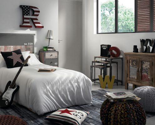 ideas para dormitorios juveniles