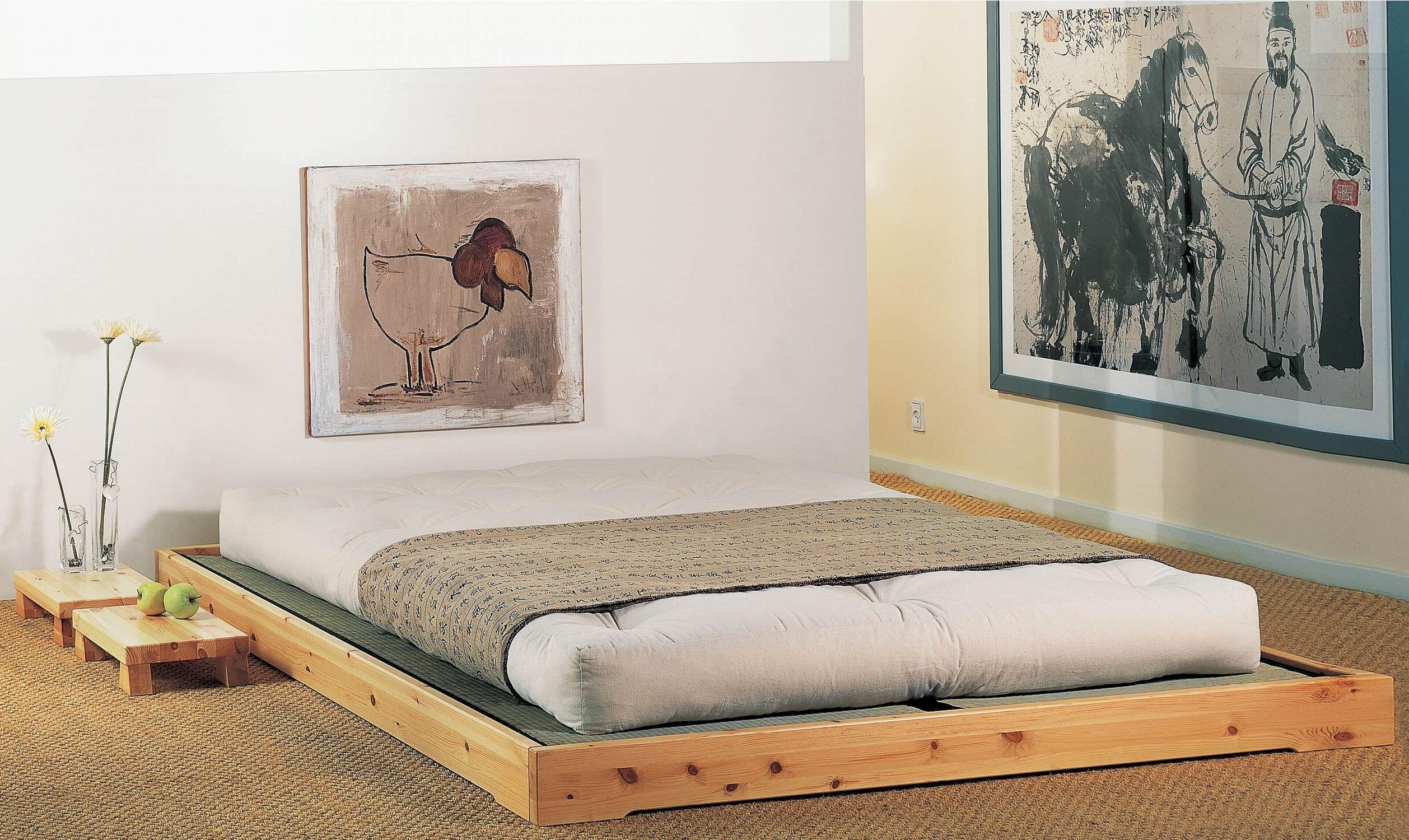 camas tatami
