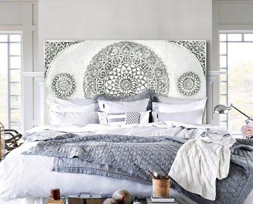 Trucos para el hogar cehome trucos para el hogar - Cuadros cabecero cama ...