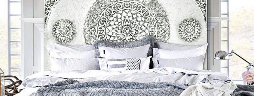 Cuadros para cabeceros de cama cehome for Maison du monde cuadros