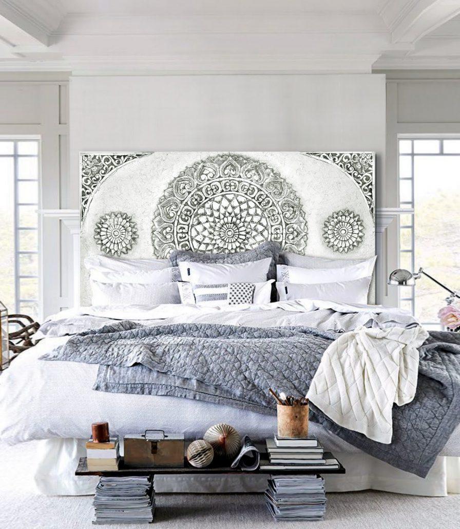 Cuadros para cabeceros de cama cehome - Cuadros originales para salon ...